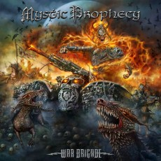 MYSTIC PROPHECY - War brigade DIGIPACK