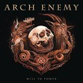 ARCH ENEMY - Will to power DIGIPACK