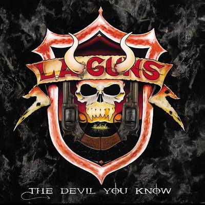 L.A.GUNS - The devil you know