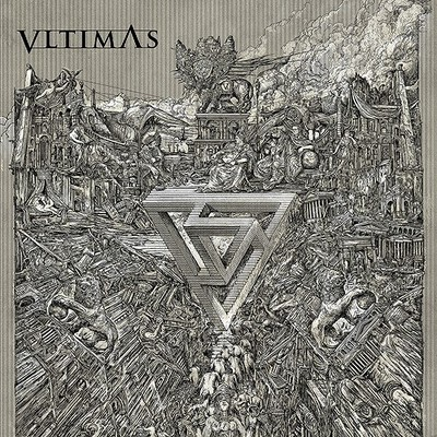 VLTIMAS - Somethin wicked marches in