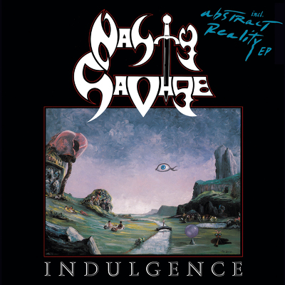 NASTY SAVAGE - Indulgence DIGIPACK