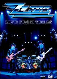 ZZ TOP / LIVE FROM TEXAS