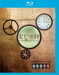 RUSH - Time machine 2011 live in clevela