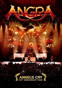 ANGRA - Angels cry 20th Anniversary live BLUERAY
