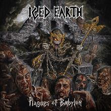 ICED EARTH - Plagues of babylon CD+DVD
