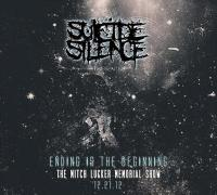 SUICIDE SILENCE - Ending in the beginning, Mitch Lucker memorial show DVD+CD