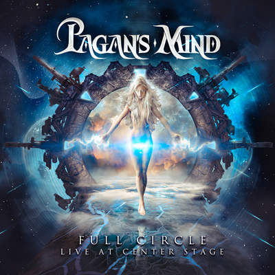 PAGANS MIND - Ful circle DVD+2cd