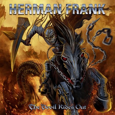 FRANK HERMAN - The devil rides out DIGIPACK