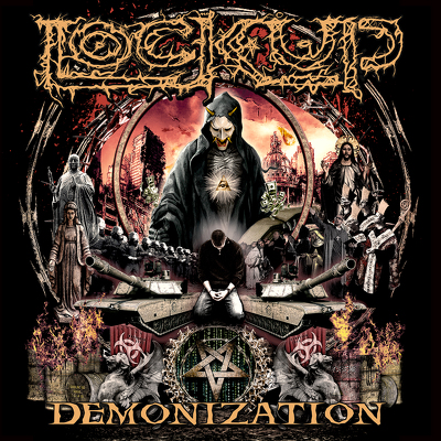 LOCK UP - Demonization DIGIPACK