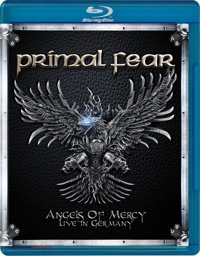 PRIMAL FEAR - Angels of mercy-Live in Germany BLURAY