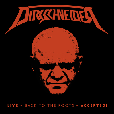 DIRKSCHNEIDER - Live back to the roots BLURAY +2CD