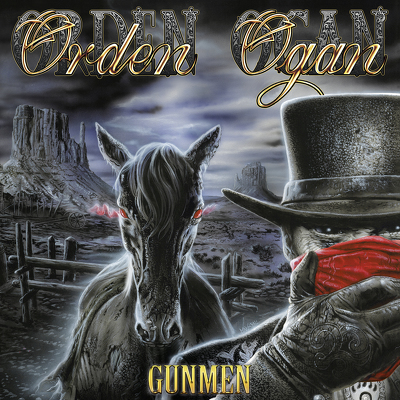ORDEN OGAN - Gunmen CD+DVD