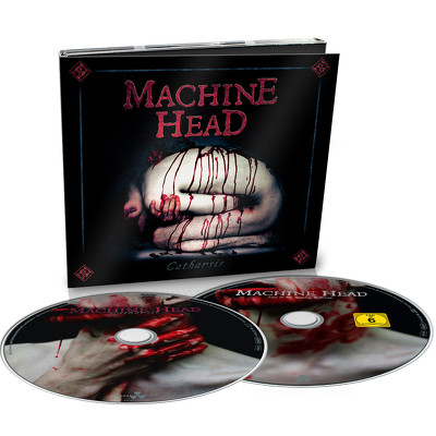 MACHINE HEAD - Catharsis CD+DVD