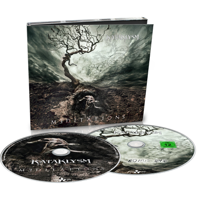KATAKLYSM - Meditations CD+DVD