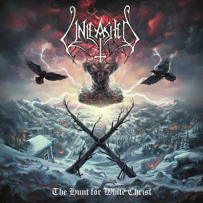 UNLEASHED - The hunt of white christ DIGIPACK