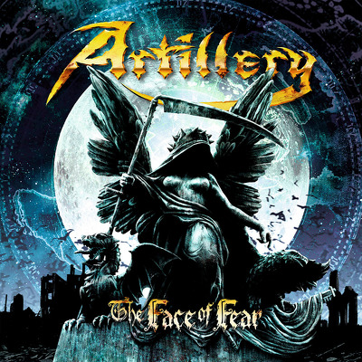 ARTILLERY- Face of fear DIGIPACK