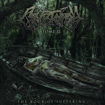 CRYPTOPSY- Book of fuffering- Tome