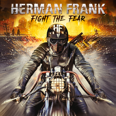 FRANK HERMANN - Fight the fear DIGIPACK