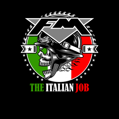 FM - The italian job DVD+CD