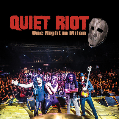 QUIET RIOT - One night in Milan DVD