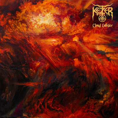 KETZER- Cloud collider DIGIPACK