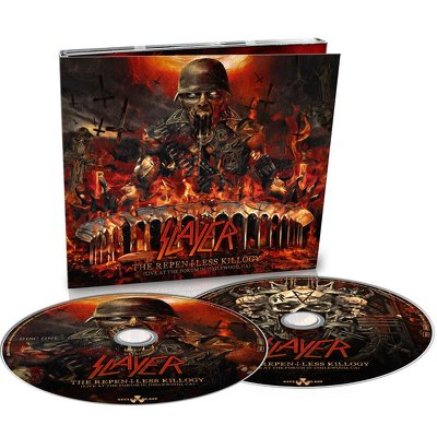 SLAYER - The repentless killogy 2CD