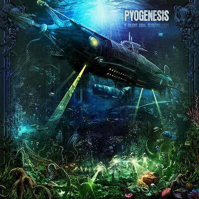 PYOGENESIS - Asilent soul screams DIGIPACK