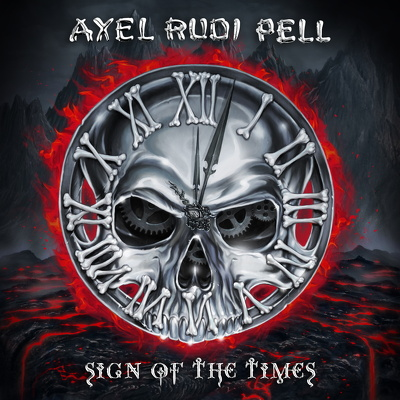 PELL AXEL RUDI - Sign of the times DIGIPACK