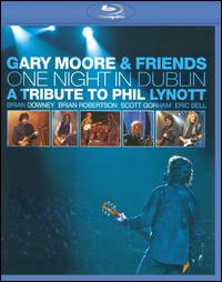 MOORE,GARY / ONE NIGHT DUBLIN