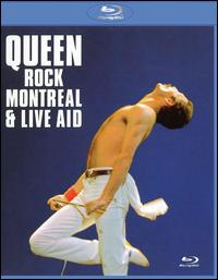 QUEEN / ROCK MONTREAL & LIVE A