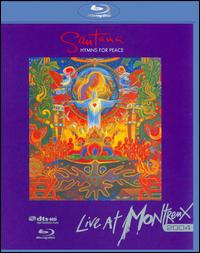 SANTANA / HYMNS FOR PEACE