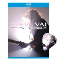 VAI,STEVE / WHERE THE WILD