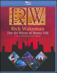 WAKEMAN,RICK / SIX WIVES OF