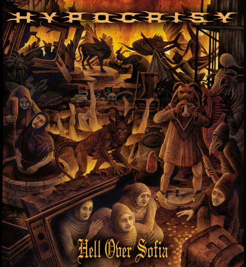 HYPOCRISY - Hell over Sofia DVD