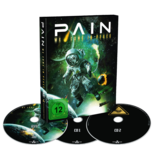 PAIN - We come in peace DVD+2CD