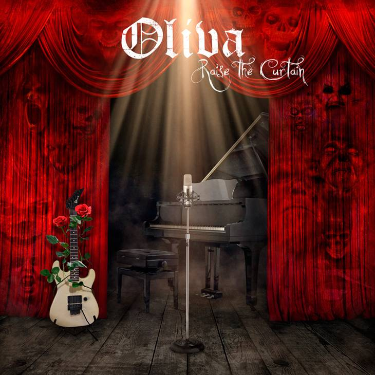 OLIVA CRISS - Raise the curtain DIGIPACK