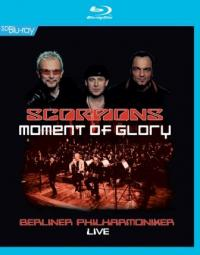 SCORPIONS - Moment of glory BLUERAY