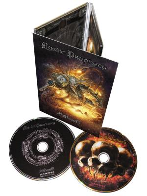 MYSTIC PROPHECY - Killhammer Digi CD+DVD