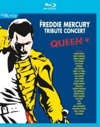 QUEEN - Tribute to Freddie Mercury BLUERAY