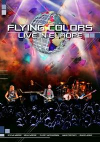 FLYING COLORS - Live in Europe DVD