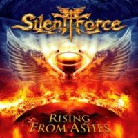 SILENT FORCE - Rising from ashes DIGIPACK