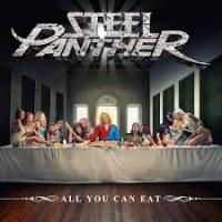 STEEL PANTHER - All you can eat CD+DVD