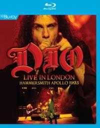 DIO - Live in London-Hammersmith Apollo BLUERAY