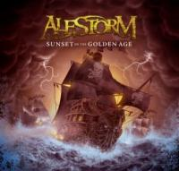 ALESTORM - Sunset on the golden age 2CD