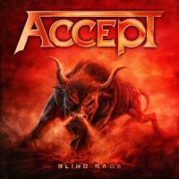 ACCEPT - Blind rage CD+BLUERAY