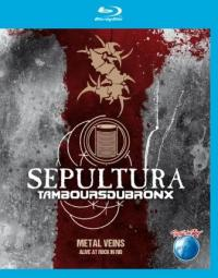 SEPULTURA - Metal vein - Alive at Rock in Rio BLURAY