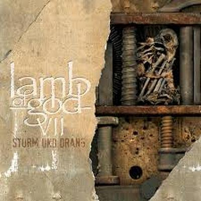 LAMB OF GOD - VII: sturm und drang DIGIPACK