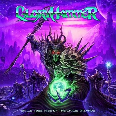 -GLORYHAMMER -SPACE 1992 Rise of the chaos wizards. 2CD