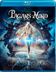 PAGANS MIND - Full circle BLURAY+2CD