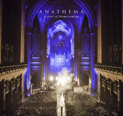 ANATHEMA - Sort of homecoming DVD+2CD
